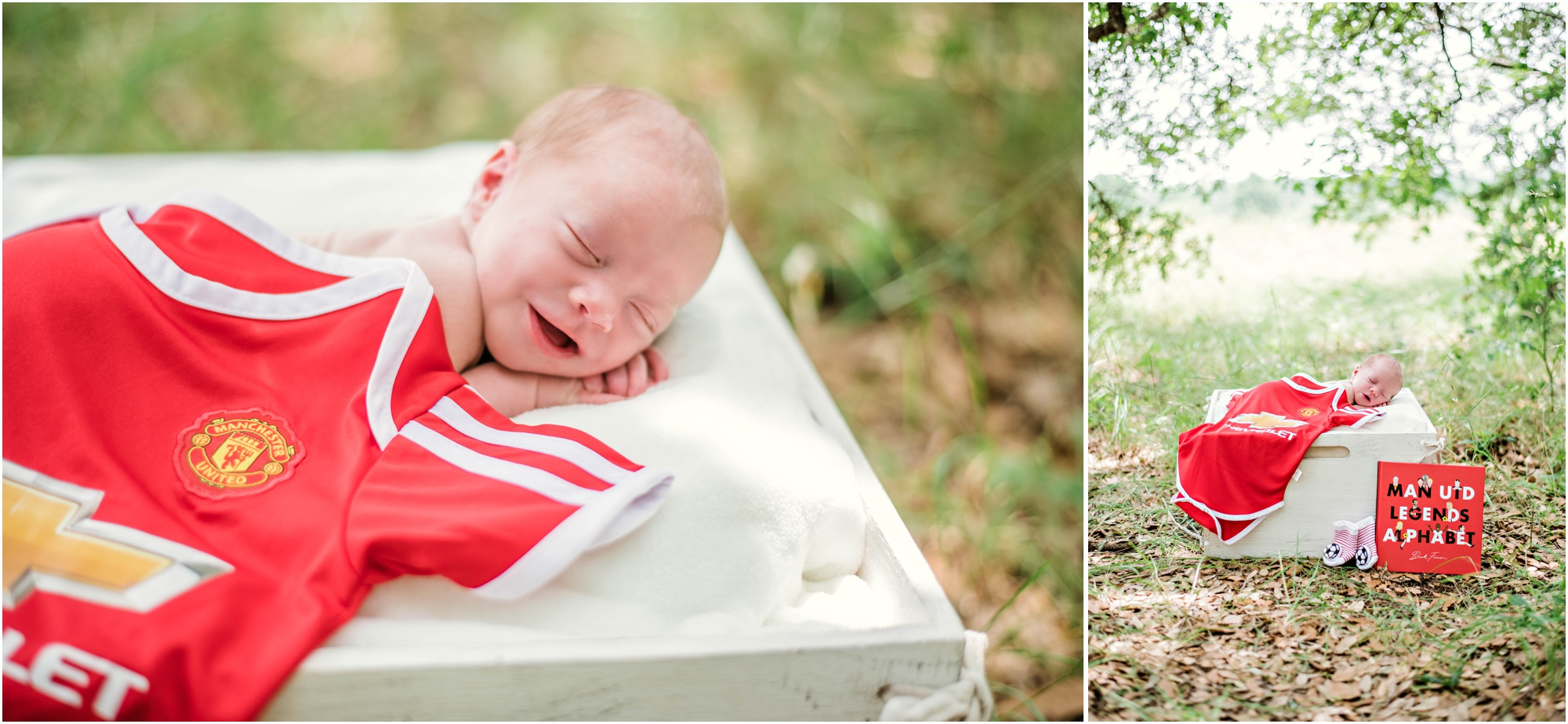info for 5f411 06469 Newborn baby girl in Manchester United Jersey in Round Rock ...